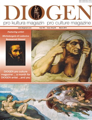 DIOGEN pro art magazine No 64... March 2016