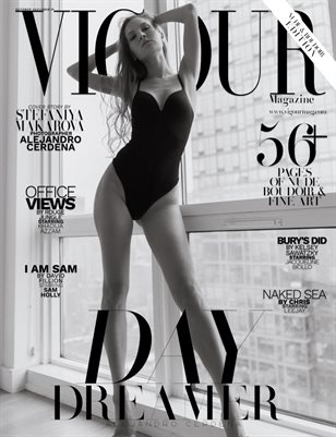 NUDE & Boudoir | October Issue 01