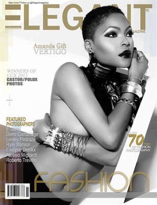 Fashion Book 3 (Dec. 2013)