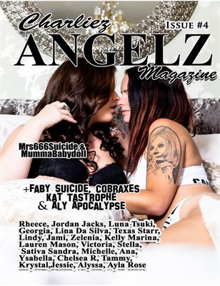 CA Issue #4 - Mrs666Suicide & Mummababydoll