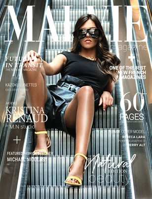 MALVIE Mag - Natural Beauty Edition Vol. 37 JULY 2020