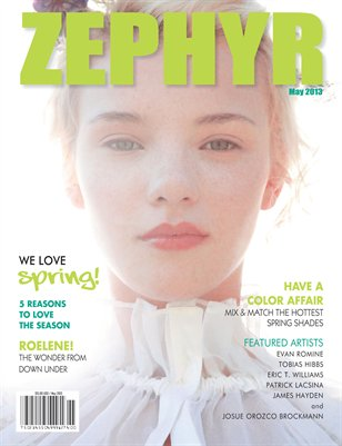 ZEPHYR Magazine - May 2013 [Issue #7]