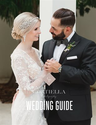 2020 Cortiella Photography Wedding Guide