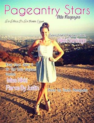 Pageantry Stars Magazine {Go Glitz Or Go Home Issue}