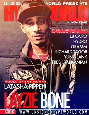 HYPE WORLD MAGAZINE ISSUE #7