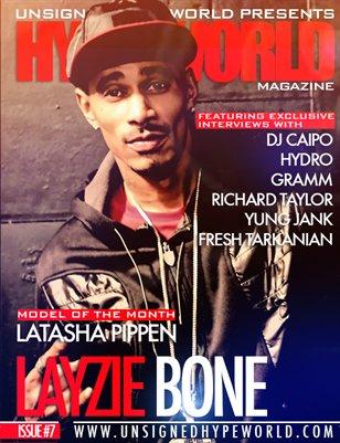 HYPE WORLD MAGAZINE ISSUE #7