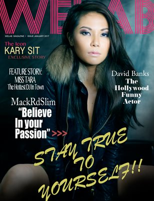 WELAB Magazine - January 2017