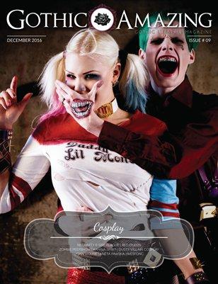 Gothic & Amazing #9 - Cosplay