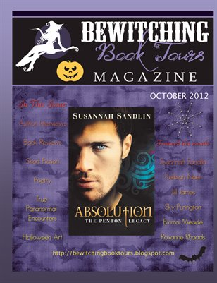 Bewitching Book Tours Magazine October Edition