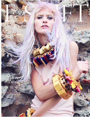 Fashion Shift Magazine | ISSUE 1 | COVER 1