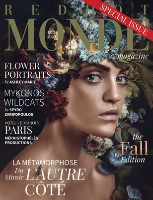 RED HOT MONDE Magazine October 2020 Special Edition