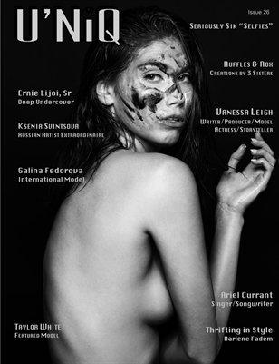 U'NiQ Magazine - Issue 26
