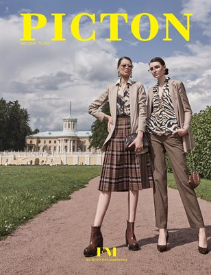 Picton Magazine OCTOBER  2019 N292 Cover 3