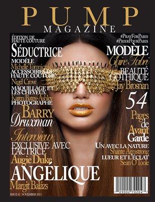 PUMP Magazine Avant Garde Edition Issue 45
