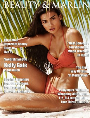 Beauty & Marlin Magazine - August 2016 Issue