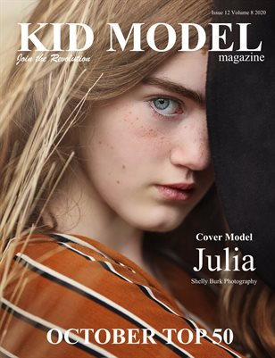 Kid Model Magazine Issue 12 Volume 8 2020
