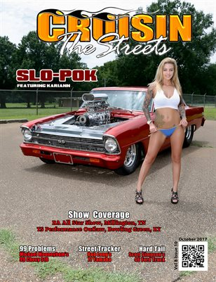 October 2017 Issue, Cruisin the Streets