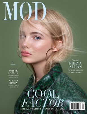 MOD Magazine: Volume 8; Issue 4; AUTUMN 2019 (Cover 1)