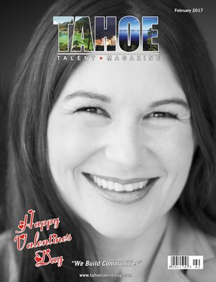 Tahoe Talent Magazine February 2017 Edition