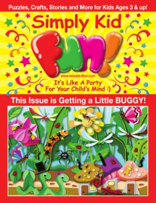 Simply Kid Fun - Insects