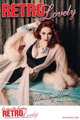 Miss Morgan Marie Cover Poster