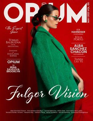 Opium Red May #17 Vol 5