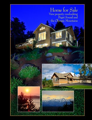 Puget Sound Home for Sale