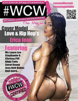 WCW Magazine Issue #2 Cover 1