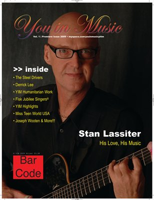 Stan Lassiter - Premiere Issue