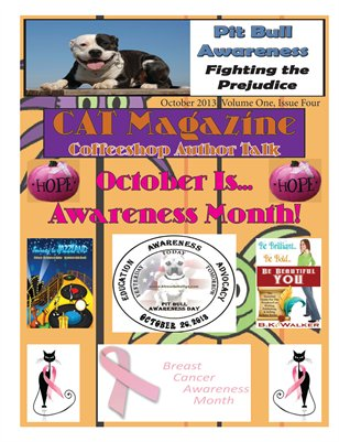 CAT Magazine, October 2013 Edition, Volume One - Issue Four