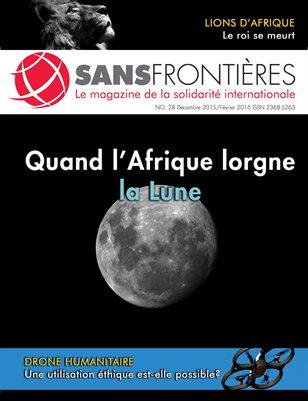 Magazine Sans Frontières (Num.28/Dec2015-Fev2016)