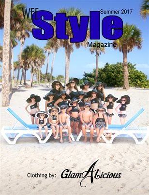 Wee Style Magazine 2017 Summer issue