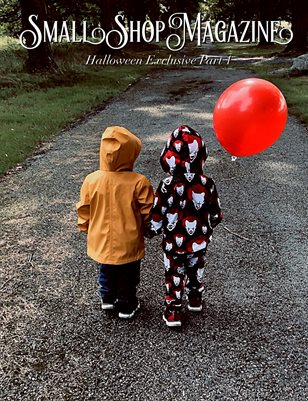 small shop magazine halloween part 1