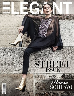 Street Issue #1 (August 2014)