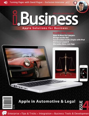 i.Business Magazine Issue #4