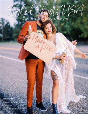 Styled Shoots U.S.A. | Vol. 2 | November 2019