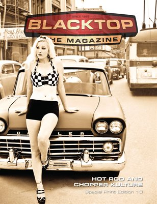 Blacktop Magazine SPE 10 - Cool Factor