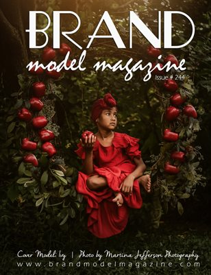 Brand Model Magazine  Issue # 244