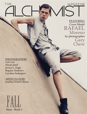 The Alchemist Magazine - Fall Issue - Book 3