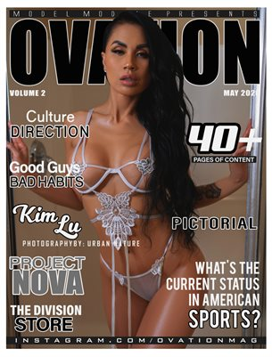 OVATION MAGAZINE presents Volume 2 (Kim Lu)