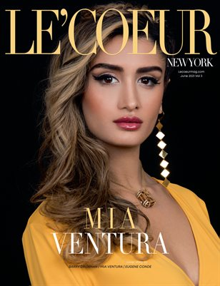 LE'COEUR Magazine June'21 vol3