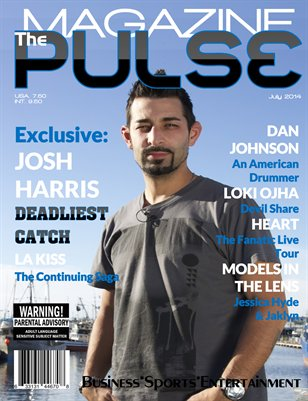 The Pulse Magazine July edition