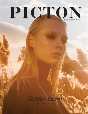 Picton Magazine MARCH 2019 N45 Cover 1