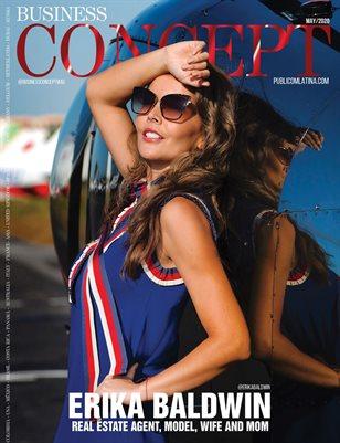 BUSINESS CONCEPT Magazine - ERIKA BALDWIN - May/2020 - Issue #17