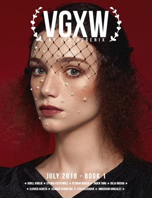 VGXW July 2018 Book 1 (Cover 1)