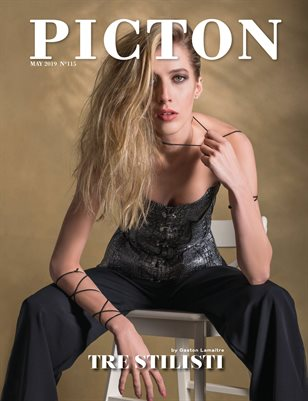 Picton Magazine May 2019 N115 Cover 2