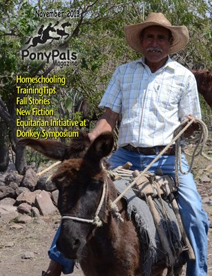 November 2013 Pony Pals Magazine - Vol.3#6
