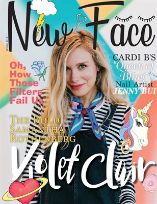 New Face Fashion Magazine - Issue 22, October '18
