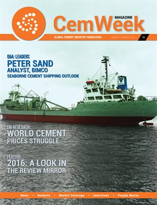 CemWeek Magazine: January/February 2017