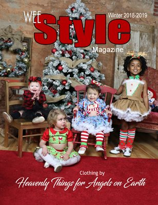 Wee Style Magazine Winter 2018-2019 Issue